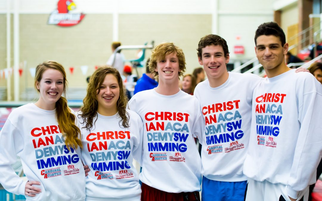 CAL Swimming & Cheer to Compete at State
