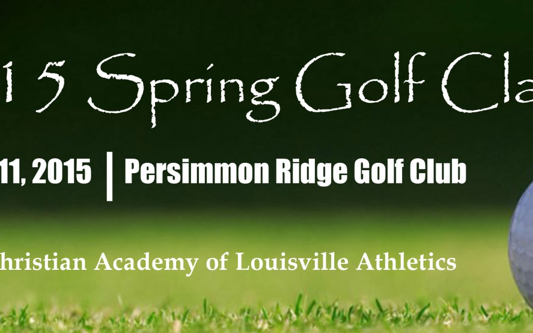 Spring Golf Classic Registration Now Open