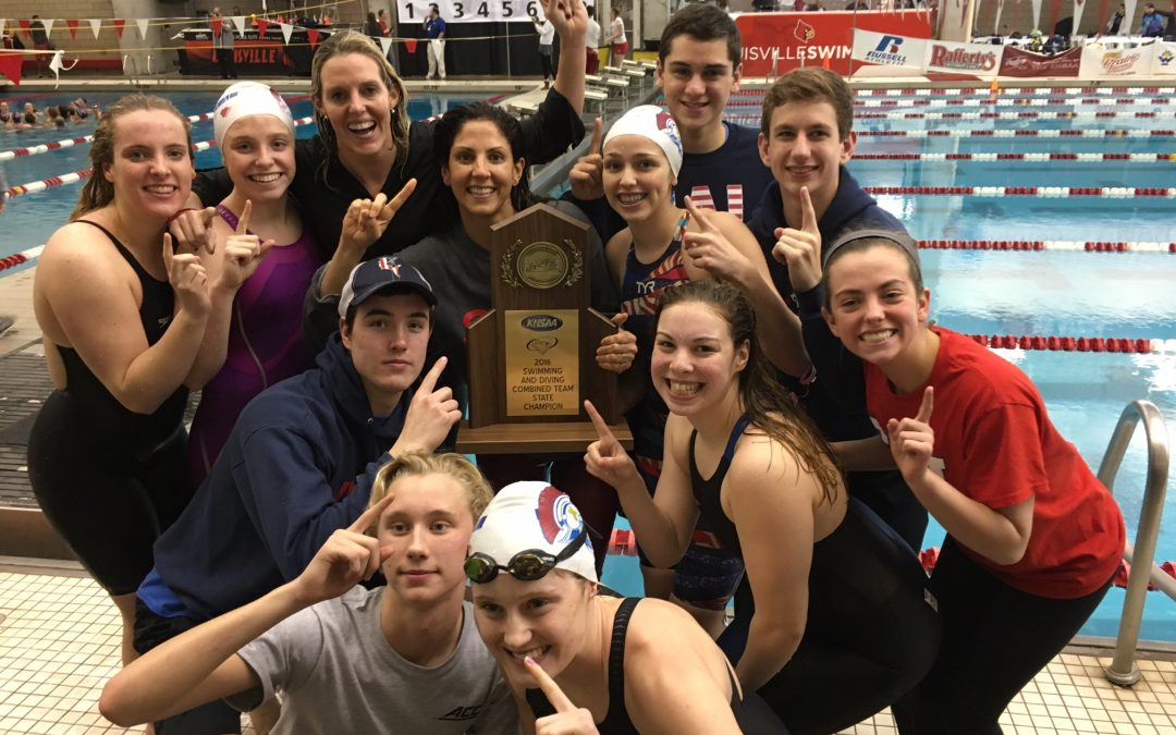 State Champions! CAL Boys and Girls Swim Teams Combine to Win Title