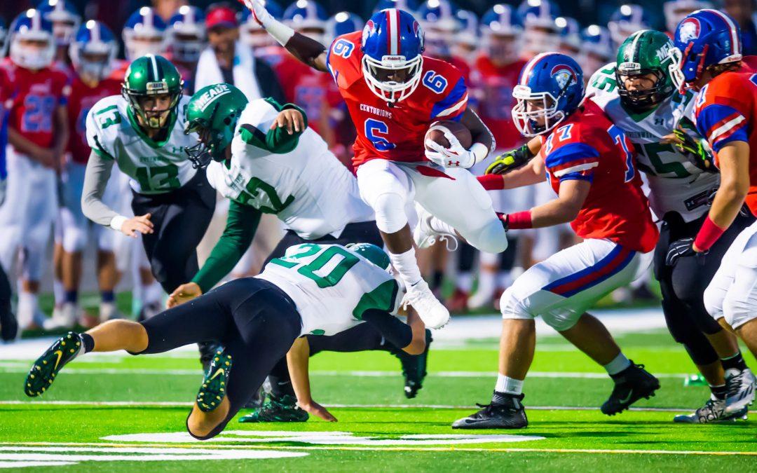 State Football Playoffs – Round Three at Home