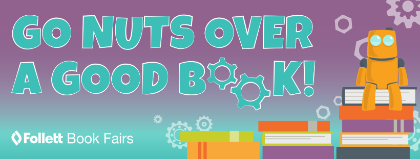 SAVE THE DATE: Spring Book Fair, March 11-20