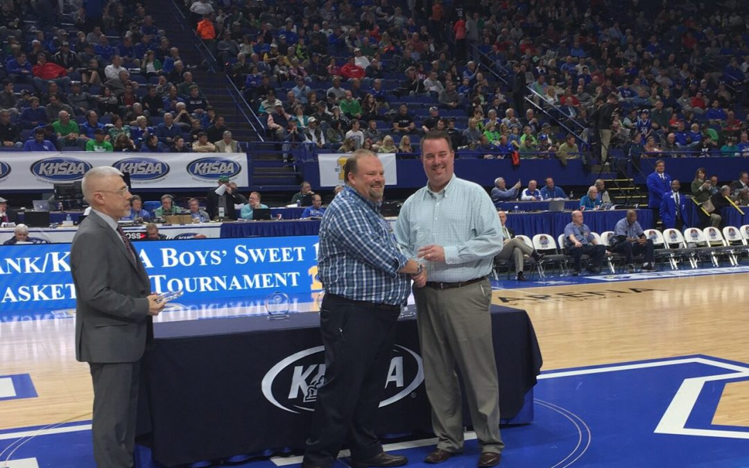 Coach Carr Named KABC 7th Region Coach of the Year