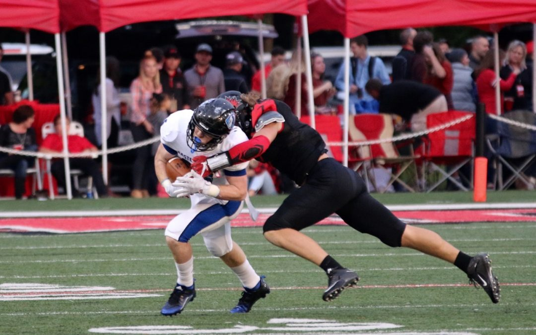Chad Meredith Named OVC Defensive Player of the Week