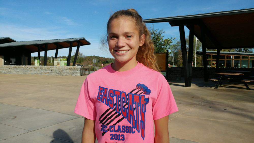 Q & A with Cross Country Senior Clara Lynch