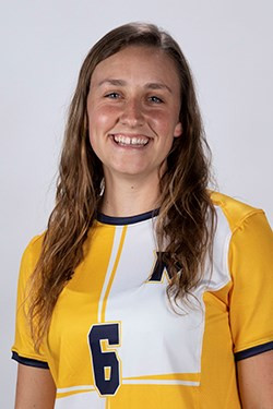 Master's Senior Laura English Named to  CoSIDA Academic All-District Team