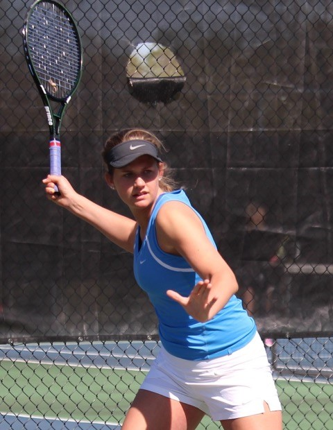 Grace Jennings Wins State Tennis Title!
