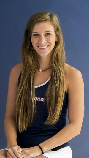 CAL Tennis Alums Ellie Gerlach & Grace Jennings Receive Conference Honors