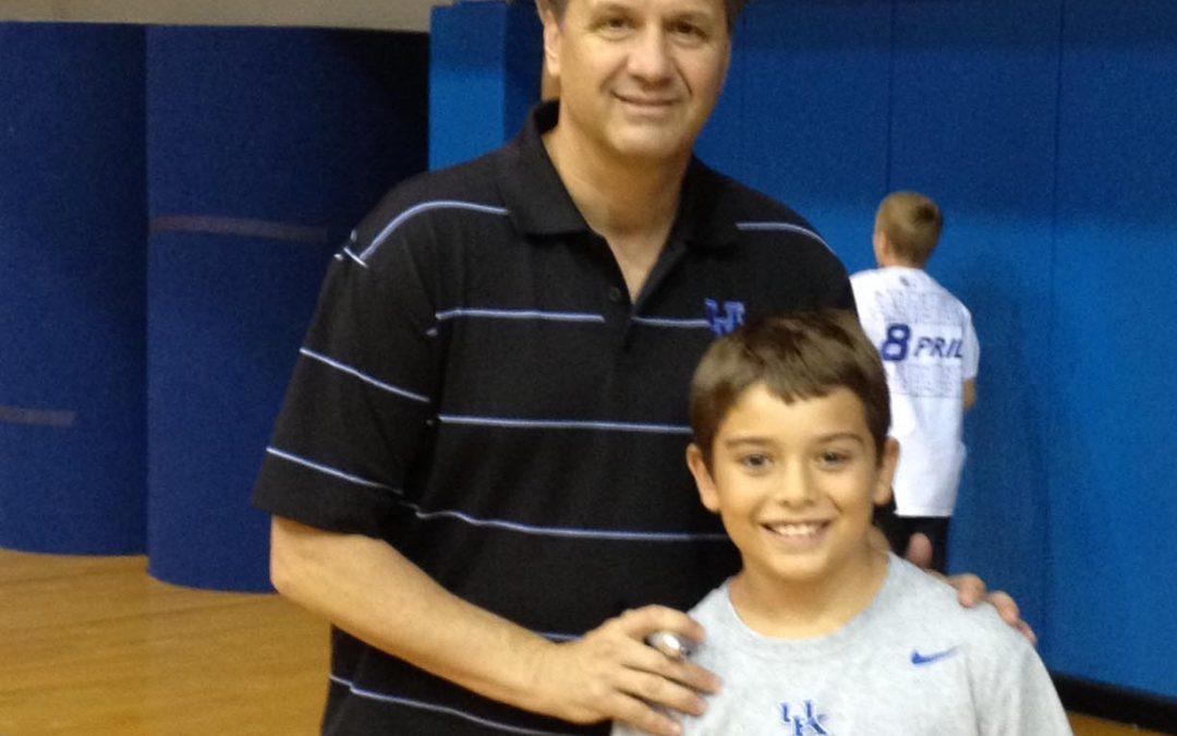 John Calipari Basketball Camp at CAL