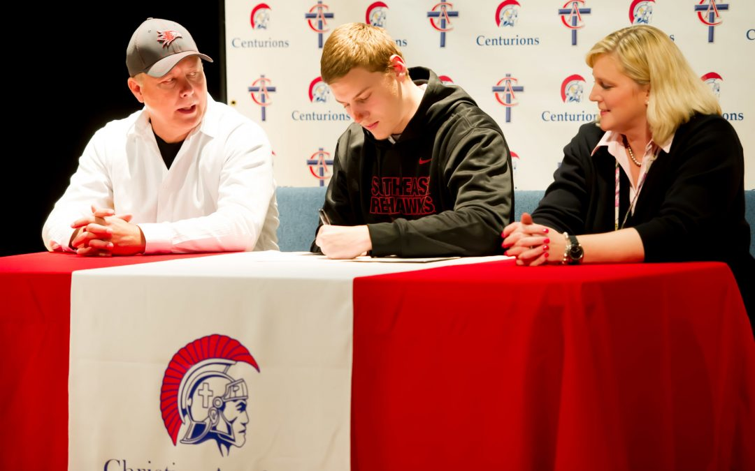 Chad Meredith Commits to Play Football at Southeast Missouri State