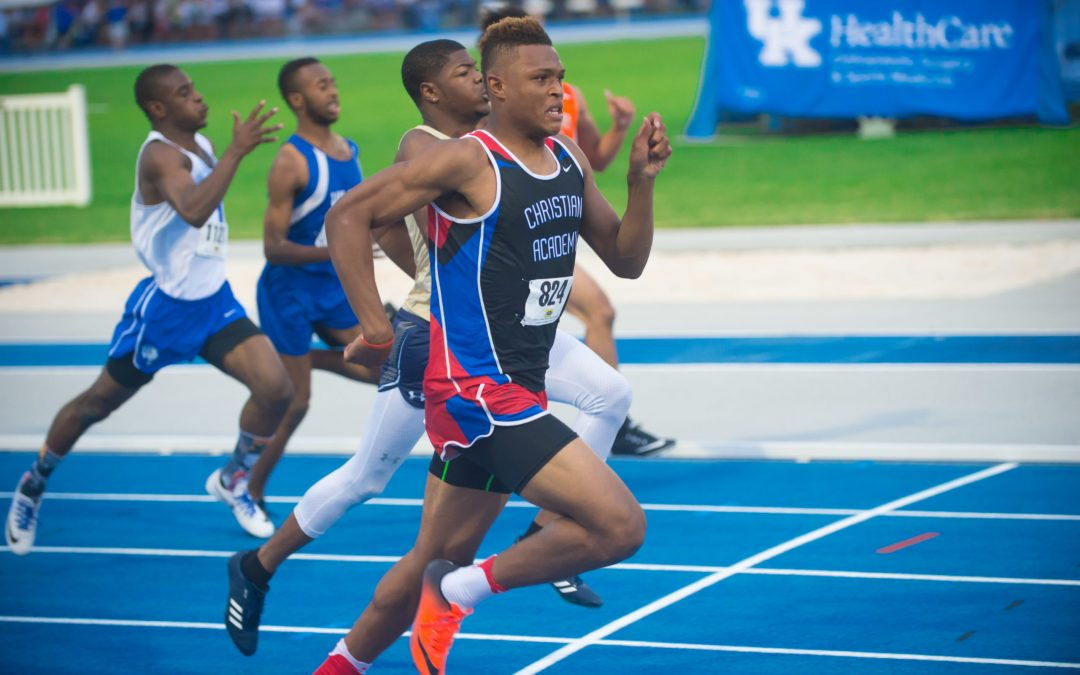 Milton Wright Wins State Track Title!