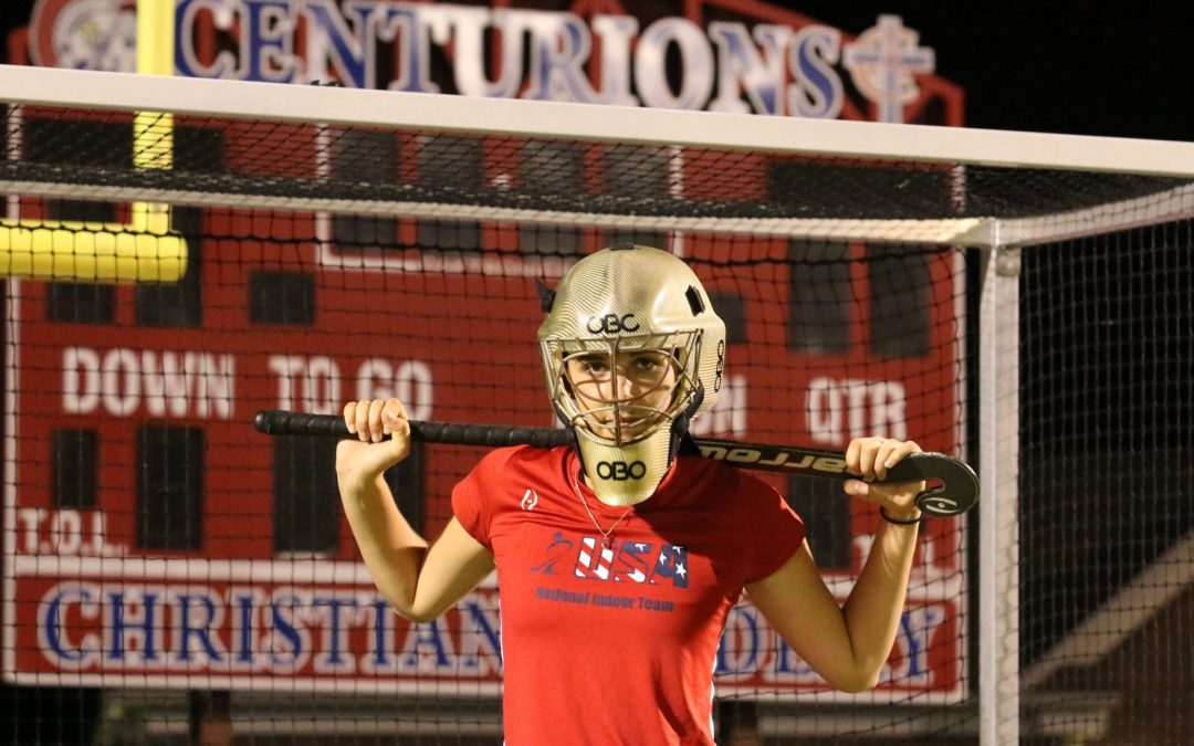 Sam Minrath Selected for National Field Hockey Team