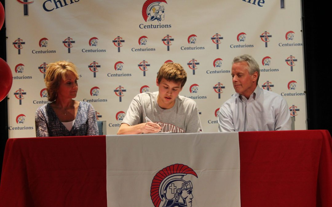 Logan Wade Signs To Play Basketball at Transylvania University