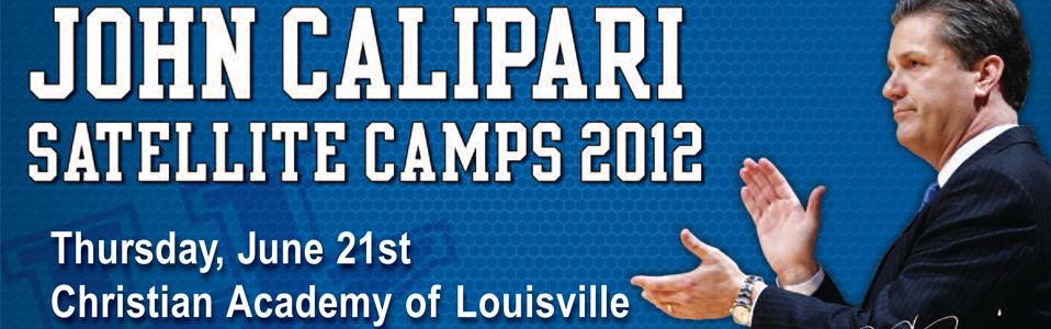 John Calipari Satellite Camp at CAL