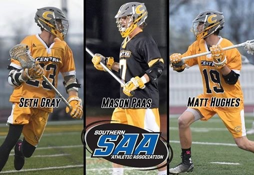 CAL Alum Mason Paas Selected for SAA Award for Men's Lacrosse