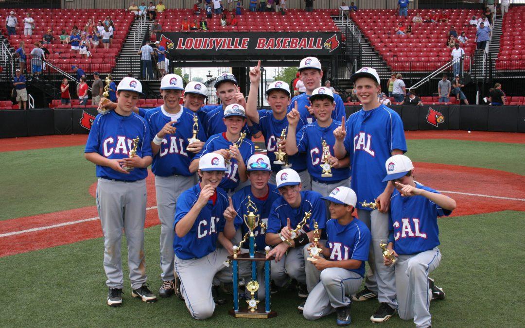 MS Baseball Wins Louisville Championship