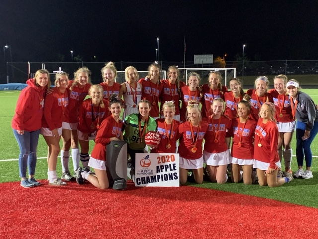Christian Academy School System | Christian Academy of Louisville | Centurion Athletics | Field Hockey Wins Apple Tournament