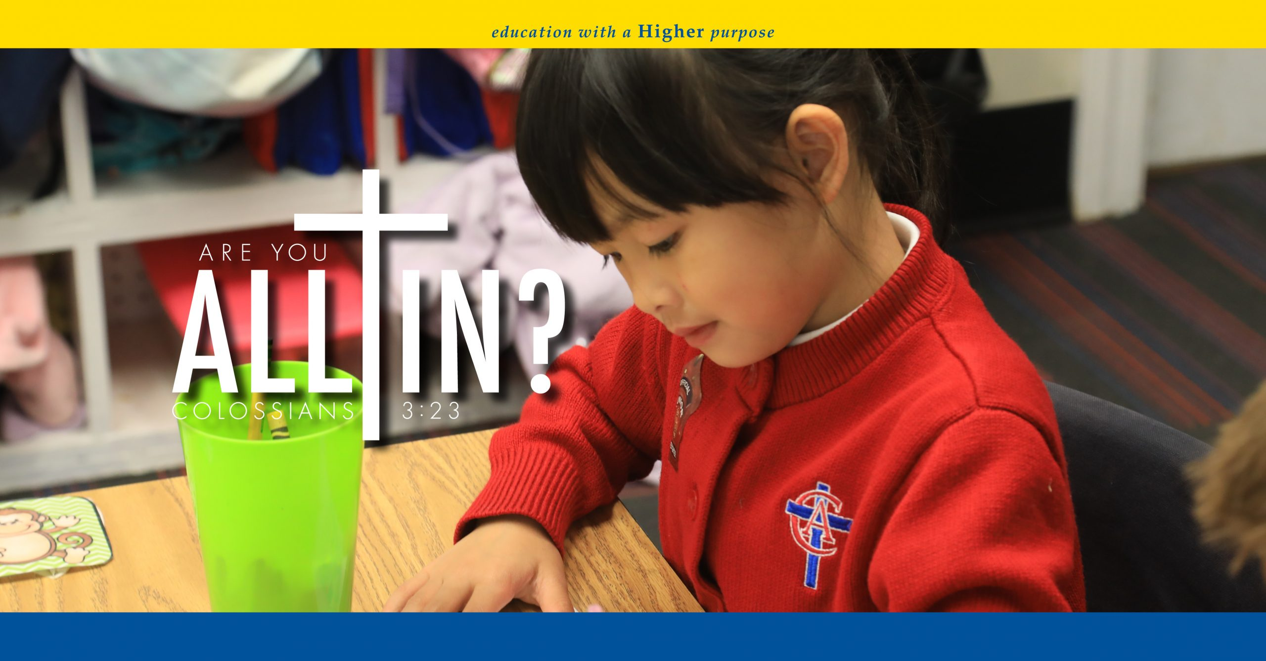 Christian Academy School System | ALL IN!
