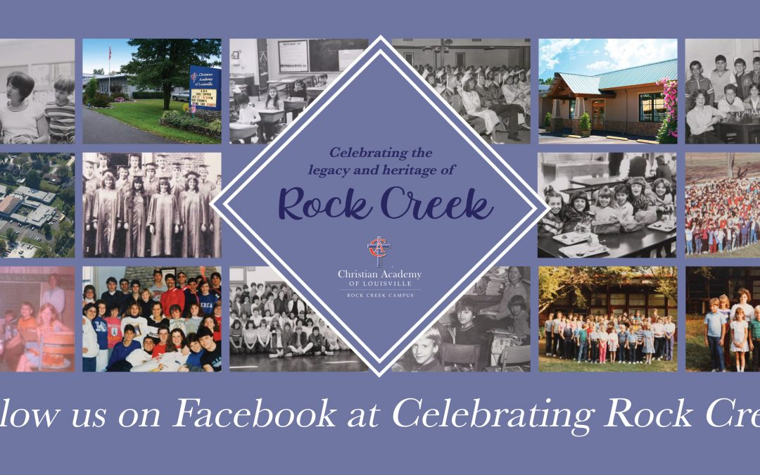 Celebrating Christian Academy of Louisville – Rock Creek!
