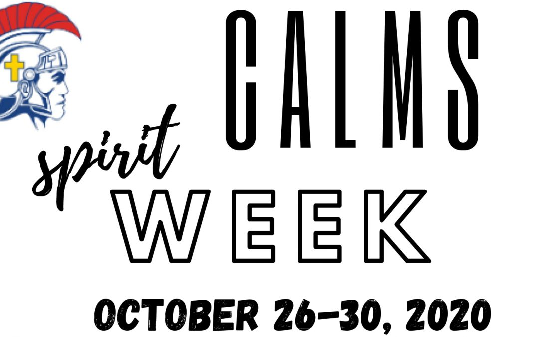 Christian Academy School System | Christian Academy of Louisville | English Station Campus | Middle School Spirit Week | October 26-30