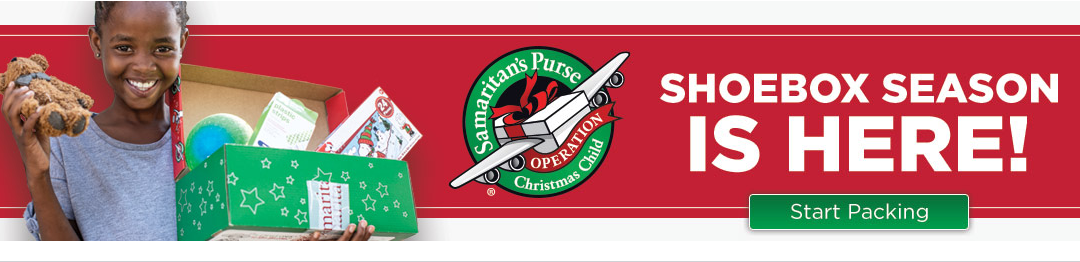 Christian Academy School System | Christian Academy of Louisville | English Station Elementary | Operation Christmas Child