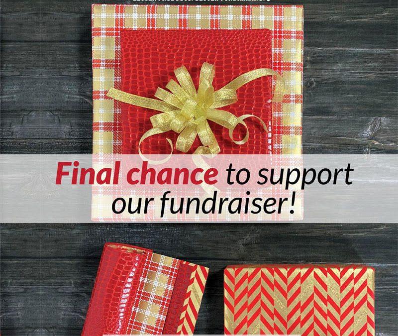 Christian Academy School System | English Station Campus | PTO | Charleston Wrap Fundraiser Ends November 19