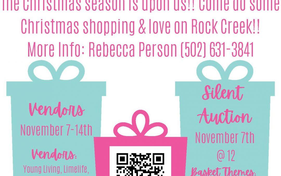 Join Us for a Virtual Christmas at CAL, November 7-14