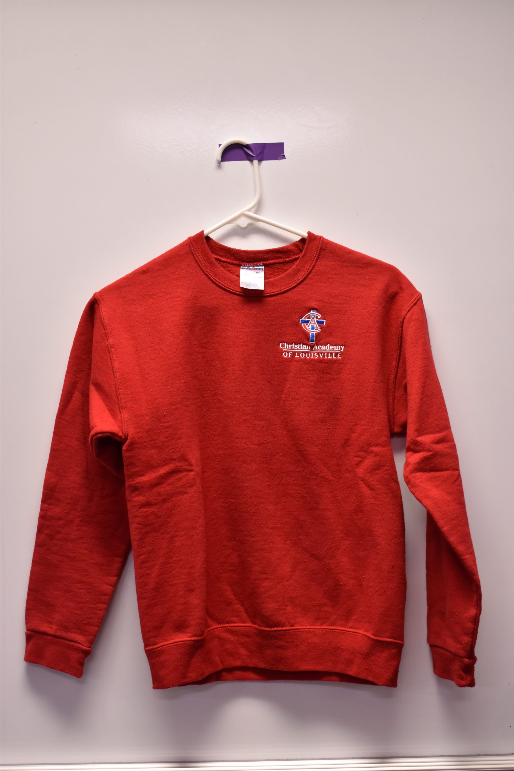 Christian Academy School System | Christian Academy of Louisville | Virtual Uniform Closet | Uniform | Sweatshirt