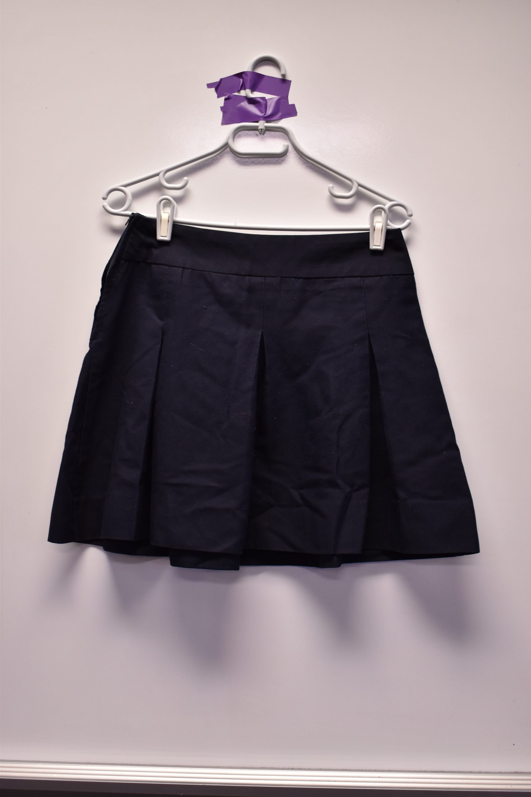 Christian Academy School System | Christian Academy of Louisville | Virtual Uniform Closet | Uniform | Elementary Girls Navy Skort