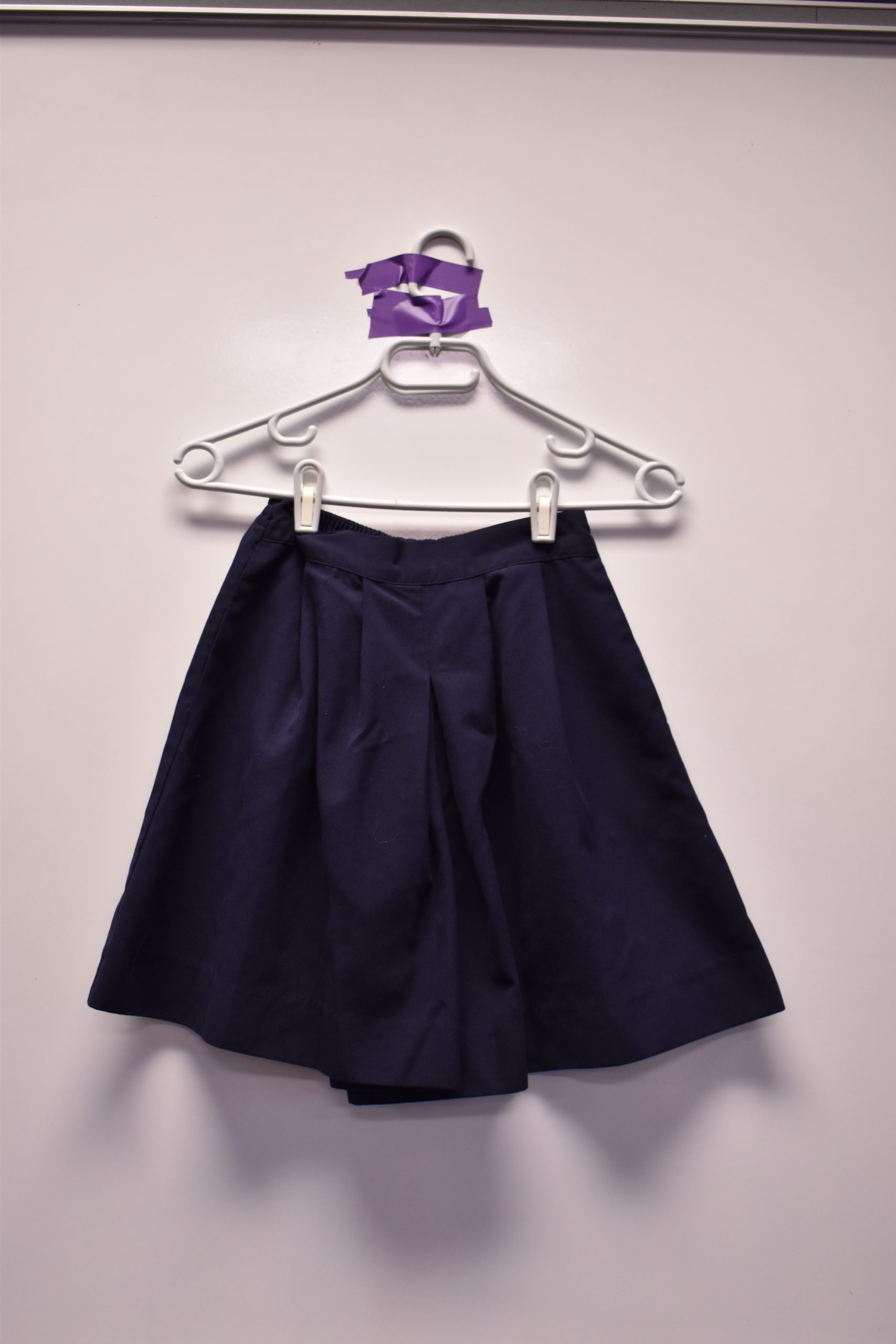 Christian Academy School System | Christian Academy of Louisville | Virtual Uniform Closet | Uniform | Middle School Girls Navy Skirt