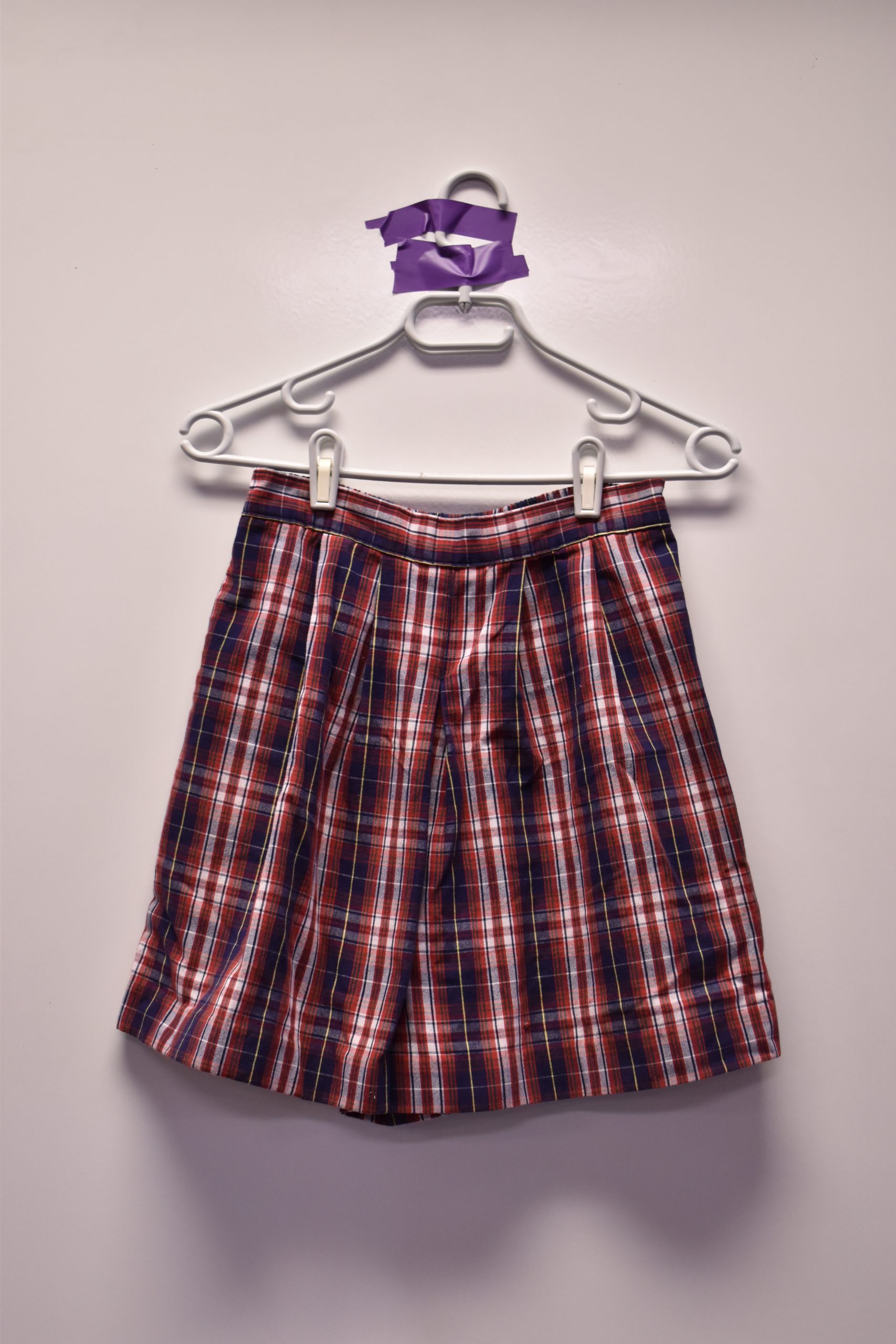 Christian Academy School System | Christian Academy of Louisville | Virtual Uniform Closet | Uniform | Elementary Girls Plaid Skort