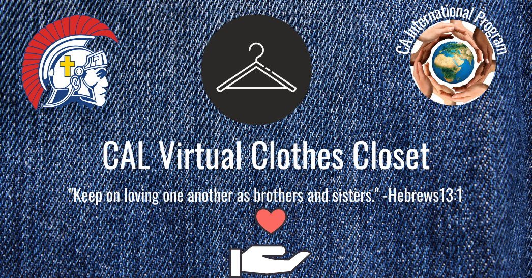 Christian Academy School System | International Student Program | CAL Virtual Clothes Closet