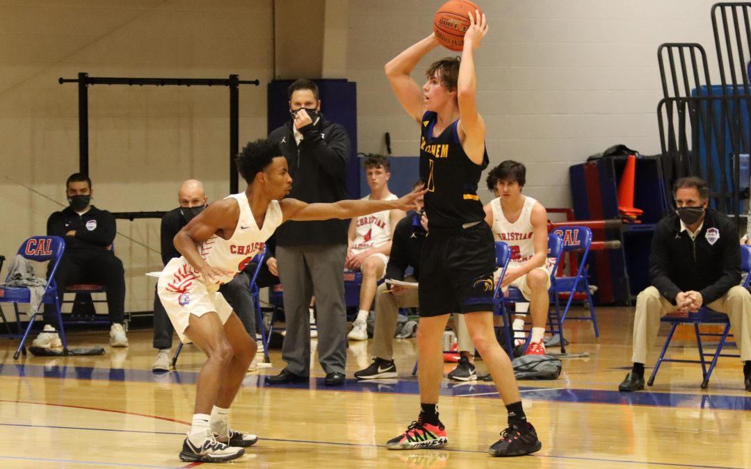 Centurion Boys Basketball Wins Home Opener and Splits Two on the Road