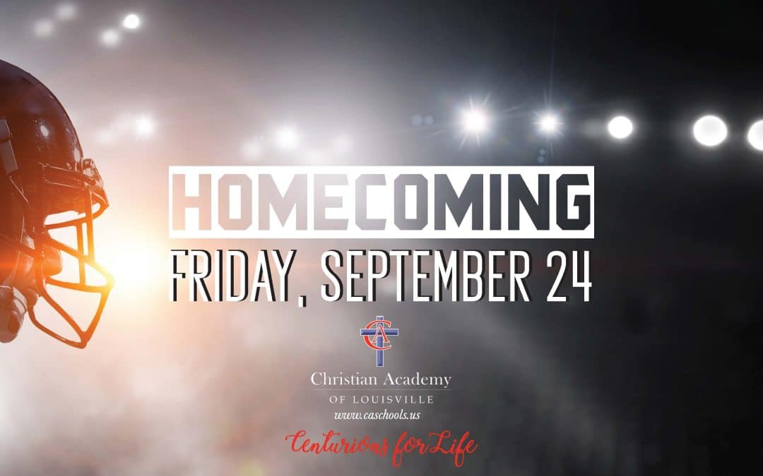 CAL Alumni – Join Us for Homecoming, September 24!