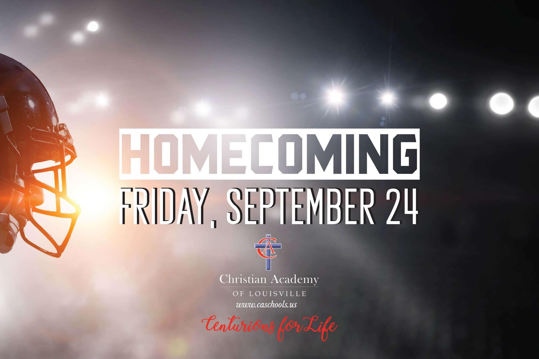 Christian Academy School System | Christian Academy of Louisville | Alumni | Homecoming | September 24, 2021