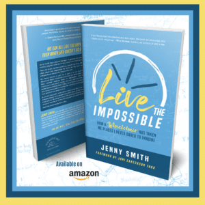 Christian Academy School System   Christian Academy of Louisville   Alumni   Jenny Smith   Live the Impossible