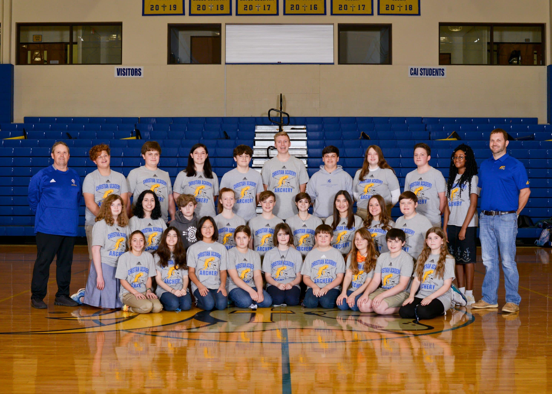 Christian Academy School System | Christian Academy of Indiana | Athletics | Archery | 2021-2022