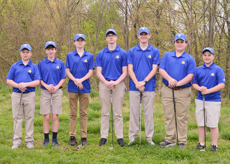 Christian Academy School System | Christian Academy of Indiana | 2020-2021 High School / Middle School Boys Golf